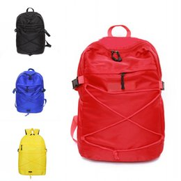 large capacity backpack Australia - 2019 4 Colors Couple Sport Basketball Backpacks Casual Backpack Large Capacity Training Travel Bags Fashion School Double Shoulder Bag M116F