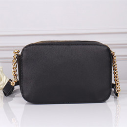 Wholesale Free shipping 2020 new fashion bags ladies Messenger bag promotion shoulder casual chain small square bag 23*10*16