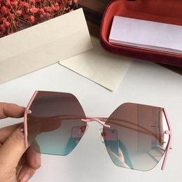 Box Brand Glasses NZ - Brand Designer Sunglasses High Quality Metal Hinge Sunglasses Men Glasses Women Sun glasses 0387S lens Unisex with Original case and box Hot