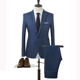 $enCountryForm.capitalKeyWord UK - Novelty 2018 For Men S Blazer For Men's Casual Slim Fit Suit Coats & Down Jackets TERNO masculino Men Casual Korean Jacket