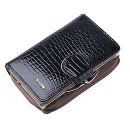 $enCountryForm.capitalKeyWord Australia - 2019 Women Wallet Pu Leather Solid Color Hasp Small High Handbag Zipper Card Bag Tote Ladies Purse Clutch Female Hand Bags New