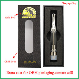 510 Empty Vape Pen Cartridges OEM Custom Logo Packaging Gold 92A3 refillable ceramic coil glass atomizer thick oil wickless vaporizer pen on Sale