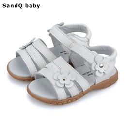 $enCountryForm.capitalKeyWord Australia - Kids 2019 Summer Genuine Leather Children For Flower Princess Shoes Breathable Baby Girls Sandals MX190726