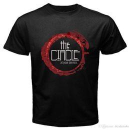 $enCountryForm.capitalKeyWord Australia - The Factory Outlet Band Men's Black T-Shirt Size S to 3XL T Shirt Men's Digital Direct Printing Short Sleeve Cotton Custom XXXL Te