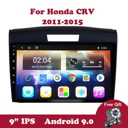 dvb player android NZ - Android 9.0 Car Radio Multimedia Player For Honda CRV 2011 2012 2013 2014 2015 DVD GPS Navigation Stereo Support Canbus DVB Wifi