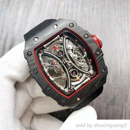$enCountryForm.capitalKeyWord Australia - Designer Boutique Men Watches. The Case Is Made Of Tpt Carbon Fiber Has Strong Impact And Damage Resistance. It Adopts Imported Automat