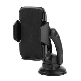 car cup holder phone 2019 - Car Windshield 360 Degree Rotation Phone Holder Suction Cup Stand Bracket cheap car cup holder phone