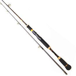 Venta al por mayor de Spinning caña de pescar MH Poder mano Equipos de pesca de señuelo de pesca Rod Ultra Light Rod Longitudes técnica específica acciones