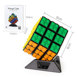 boys puzzles UK - Intelligence toys Cyclone Boys Mini Finger 3x3 Speed Cube Stickerless Finger Magic Cube 3x3x3 Puzzles Toys wholesale 06