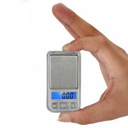 digital pocket scales small Australia - Smallest Micro Mini Jewelry Scale Balance 200g 100g 0.01g Pocket Digital Scale Gold Gram Electronic Weight Scale