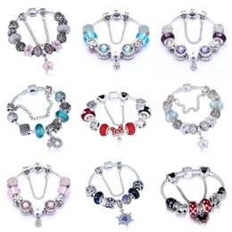 18mm watch bracelet UK - 30 1 Pcs Diy Noosa Watches Women Bracelet&Bangle Metal 18Mm Snap Button Jewelry Heart Pression#361