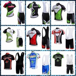 merida cycling jersey sets Canada - MERIDA men summer Cycling Short Sleeves jersey bib shorts sets trend hot sale Wear resistant Comfortable Factory direct sales 60314