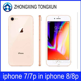 Wholesale original iphone in style Mobile phone show GB GB box iphone plus refurbished in iPhone plus housing plus cellphone
