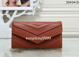 $enCountryForm.capitalKeyWord NZ - Designer Handbag Purse Simple Designer Wallet Famous C Cheap Luxury Cheap Luxury Designer Women pu Leather Wallet Designer's Wallet 96989009