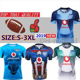 a4965353f3e 2019 Newest BULLS SUPER RUGBY STORMERS SUPER RUGBY JERSEY thailand quality  19 20 SHARKS IRON MAN MARVEL rugby jersey shrits S-3XL