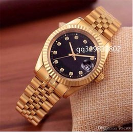 Brand Luxury Style Watch Australia - Luxury Watch Factory Ladies Christmas Gift Brand Watches Classic Style Gold 38mm Women Watches High Quality Automatic Gold Stainless Steel