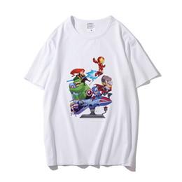 $enCountryForm.capitalKeyWord Australia - Avengers endgame t shirts men fashion designer summer tops tee tshirt white movie tv fans t-shirt for cheap