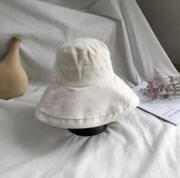 $enCountryForm.capitalKeyWord Australia - 2019 new hot comfortable casual hat female summer fisherman hat travel sun visor beach beach ins net red Japanese basin cap
