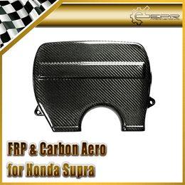 $enCountryForm.capitalKeyWord Australia - Car Styling Carbon Fiber Timing Belt Cover (Will not fit 1JZ VVTi engine) For Toyota Soarer