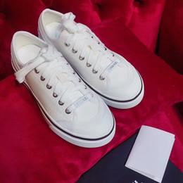 $enCountryForm.capitalKeyWord Australia - star canvas shoes woman European Station Spring 2019 New Star Same Street Canvas Shoes Linger Flat Bottom White Shoes