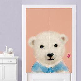 $enCountryForm.capitalKeyWord Australia - Durable Practical Cute Animal Pattern Household Door Curtain