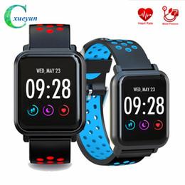 Plastic Red Heart Australia - New Smart Watch SN60 Heart Rate Blood Pressure Monitor Smart Bracelet Multi-sport Mode Waterproof Swimming Wristband