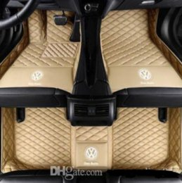 Car Computer Box NZ - Applicable to Volkswagen Passat 2011-2017 models Main and co-pilots have computer boxes Car interior mats