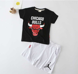 Branded Baby Kids Clothes Australia - New Hot Retail Summer Brand Boys Fashion Summer Baby Boys Clothes Suits Kids Lovely T-Shirt+Pants 2 Pcs Infant Casual Suits Children Sets