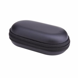 $enCountryForm.capitalKeyWord Australia - Headphone Case Bag Portable Earphone Earbuds Hard Box Storage for Memory Card USB Cable Organizer Mini Earphone