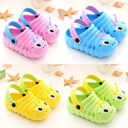 $enCountryForm.capitalKeyWord Australia - Baby Sandals Shoes Summer Toddler Baby Boys Girls Cute Cartoon Beach Sandals Slippers Flip Shoes For Girls Boys Slippers @39 #39