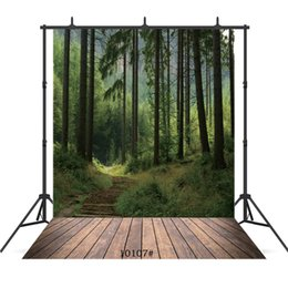 $enCountryForm.capitalKeyWord Australia - forbidden forest outlet Vinyl photography background for portrait children baby shower new born backdrop photo shoot photophone