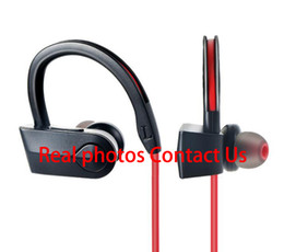 HeadpHones for cell pHones samsung online shopping - AAA Quality B3 Wireless Earphone With Logo Sports Stereo Headset In ear Ear Hook headphone for iphone samsung PK PB3