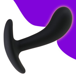 Wholesale G-spot Masturbation Device Anal Plug in Vestibule Silicone Sex Toys Anal Plug Shared by Husband and Wife Female Sex Gift