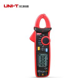 $enCountryForm.capitalKeyWord Australia - Hot sale Digital Clamp Meter True RMS AC DC Current Clamp Meters Capacitance Tester Mini Digital Multimeter VFC Megohmmeter free shipping