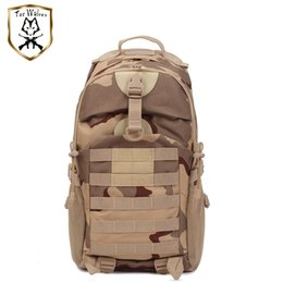 $enCountryForm.capitalKeyWord Australia - Jungle Camo Concealed Carry Laptop Backpack Army Assault Rucksack Tactical Backpack MOLLE System Travel Bag For Men Women Outdoor Hiking Bag