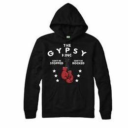 HeavyweigHt Hoodies online shopping - TyCuHip hopomn Fury Hoodie Gyspy King Top Heavyweight Boxing MMA UFC Unisex Hoodie Top