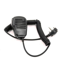 $enCountryForm.capitalKeyWord Australia - Protable microphone Shoulder Speaker ham Mic with PTT for Vertex Standard Radios