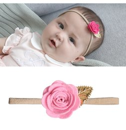 Baby Turban Headbands Canada - Butterfly baby accessories hair ties girls  Unicorn cotton ribbon baby turbans 13499a6bab4