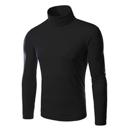Chinese  Mens Casual T Shirts 5 Solid Color Brand Clothing For Man's Long Sleeve T-Shirts Male Wear Plus Size Tops manufacturers