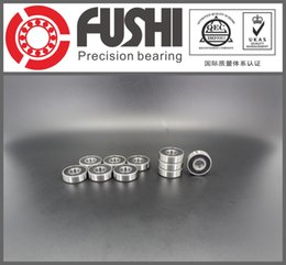 "$enCountryForm.capitalKeyWord Australia - 1607 2RS ABEC-1 (10PCS) 7 16""x29 32""x5 16"" inch Shielded Ball Bearings 11.11mm x 23.02mm x 7.938mm 1607RS"