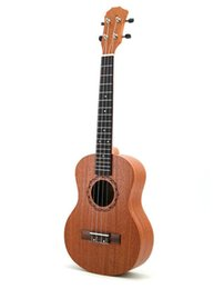 26 inches ukulele online shopping - special inch ukulele Hawaii Sapele four string small guitar beginners getting started practicing musical instruments