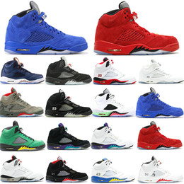 $enCountryForm.capitalKeyWord NZ - TROPHY ROOM 5s Basketball Shoes Men Laney PSG Fab 5 SP Michigan Suede Oreo Olympic Gold Grape Mens Trainers