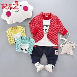 $enCountryForm.capitalKeyWord Australia - R&Z children's suit 2019 spring and autumn new baby infant cotton comfortable children's casual