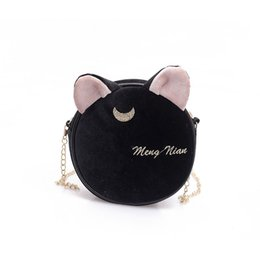 Wholesale dance bags pink resale online - Exotic2019 Bag Lint Joker Lovely Sprout Disco Dancing Small Circle Woman Package