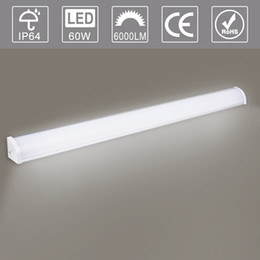 Wholesale Right Angle Office Light 0.6M 85-265V HallWays, StairWells, Offices, Workbenches, Kitchens, Closets, Garages, Basements, Cabinets Led Lamp