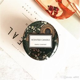 $enCountryForm.capitalKeyWord Australia - Aromatherapy Candles Cup Scented Tin Box Candle Birthday Marry A Companion Gift Paraffin Wax Comfortable Hot Sales Fashion 8zbc1