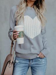 $enCountryForm.capitalKeyWord Australia - Liva Autumn winter women sweaters pullovers long sleeve sweater slim heart knitted jumpers sueter mujer