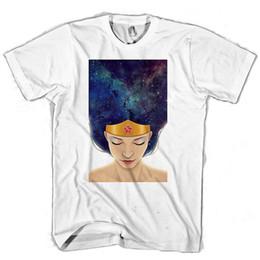 96459c60 Wonder Women Hair Galaxy Man Woman T-Shirt T-shirt men tshirt rock Unisex t  shirt Fashion Cool Summer Tees free shipping