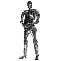 Doll Skeletons Australia - The Terminator Anime Film Model Toy Swasinger T800 Skeleton Lifelike Fine Doll Easy To Install Anti Wear 60tc I1