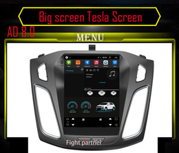 """Wholesale 10.4"""" Vertical screen Big Screen Car No DVD Player GPS Navigation For Ford Focus 3 2012-2017"""